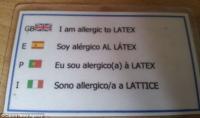 Когда аллергия - приговор