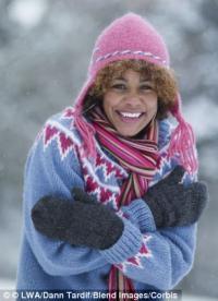 Дрожите от холода? Значить вы активно… худеете