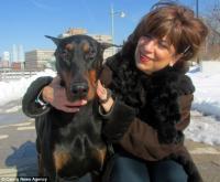 «Мой пес спас меня от рака»