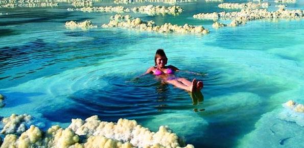 Лечение гайморита на Мертвом море