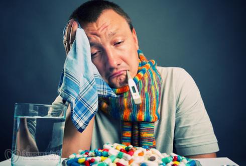Передается ли простуда, заразна ли она?