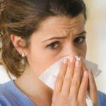 Ношение линз при простуде и правила выбора