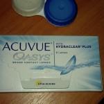 Отзыв о контактных линзах Acuvue