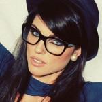Макияж под очки при близорукости подчеркнет вашу красоту