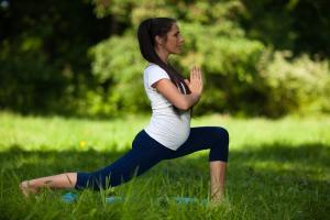 Займитесь спортом, советуют доктора беременным женщинам