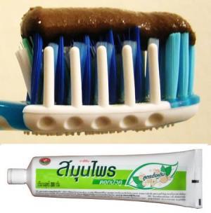 10 самых странных зубных паст