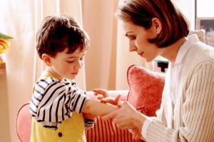 Что делать, когда с вашим ребенком произошел несчастный случай