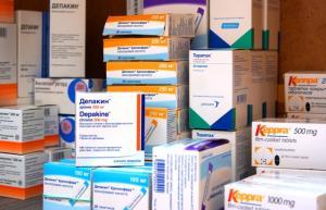 Противосудорожные и противоэпилептические средства