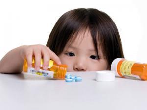 Лекарственные отравления у детей