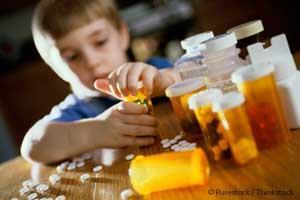 Распределение медикаментов в организме при отравлении