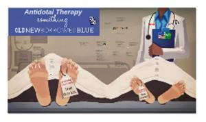 Антидотная терапия при отравлениях