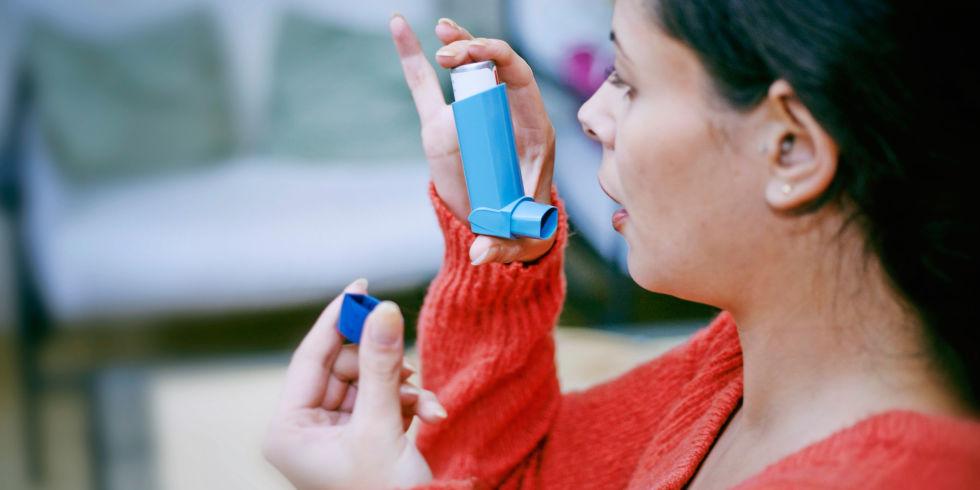 обострение аллергии