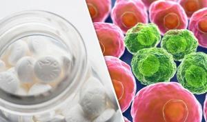 Малые дозы аспирина и снижение риска некоторых видов рака
