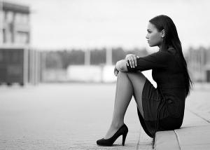 По словам ученых, одиночество может в буквальном смысле разбить вам сердце