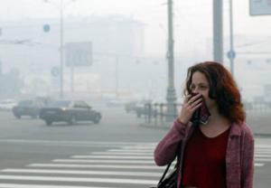 Связь между загрязненным воздухом и гипертонией