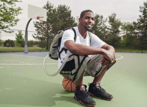 Мужчина из Мичигана прожил 555 дней... без сердца. И мог играть в баскетбол!