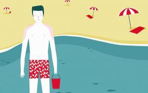 Риск меланомы взлетает до небес, если на солнце у Вас сгорает именно ЭТА часть тела