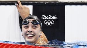 Как пловчиха Кэтлин Бейкер поборола болезнь Крона, чтобы завоевать олимпийское золото и серебро