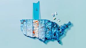 Как Америка стала зависимой от рецептурных анальгетиков