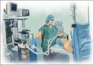 Комбинированная анестезия
