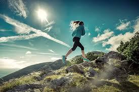 Бег может быть полезен для ваших коленей