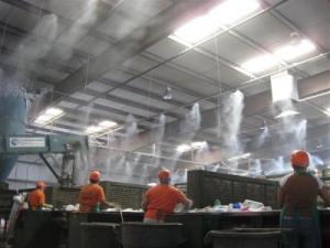 Запыленность воздуха рабочей зоны