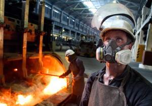 Условия труда в цехе
