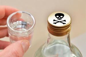 Отравление суррогатами этилового алкоголя