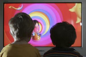 Чем больше времени ребенок проводит у монитора, тем выше вероятность развития диабета