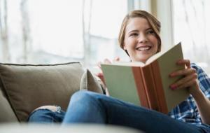 6 позитивных эффектов чтения на ваше здоровье