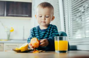 Как «чистое» питание способно испортить здоровье малыша