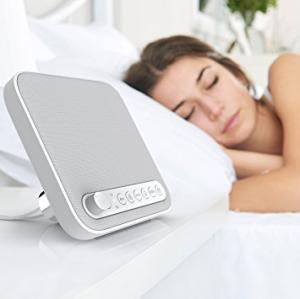 Генераторы белого шума: повышают ли они качество сна?