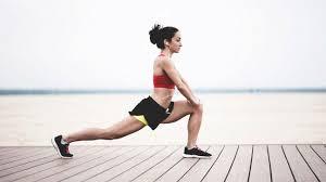 Бегаете? 6 упражнений на растяжку, которые вы должны выполнять до и после каждой пробежки
