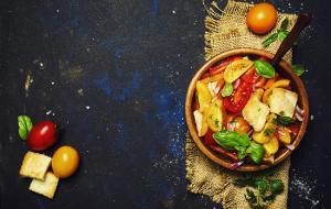 Средиземноморская диета может работать против изжоги лучше, чем лекарства
