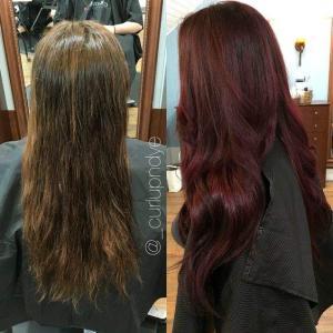 13 идей цвета волос для брюнеток