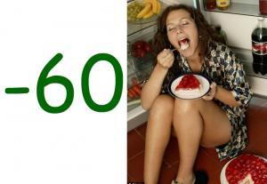 Минус 60 (система похудения): меню на неделю, мотивация, принципы, рецепты, секреты, отзывы
