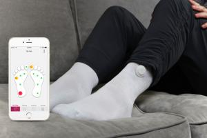 Носки для диабетической стопы