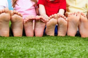 В помощь детским ножкам