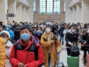 Новая эпидемия: власти Уханя заблокировали 20млн человек