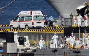 Среди новых случаев коронавируса на карантинном лайнере в Японии оказалась одна гражданка РФ