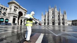 В Италии растет смертность от Ковид-19