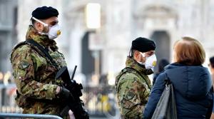Европа под ударом пандемии