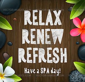 Способы расслабиться в SPA