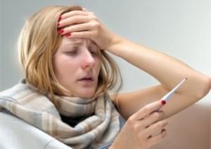 Боль в горле и температура при фолликулярной ангине
