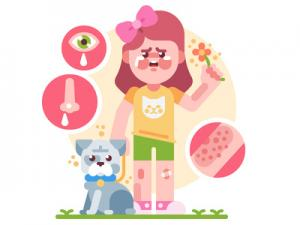 Как стиль жизни связан с аллергией