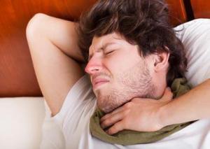 Аллергический ларингит гортани