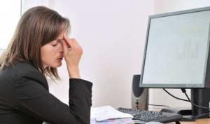 Что делать если болят глаза и голова от компьютера?
