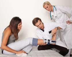 Что делает физиотерапевт и чем занимается