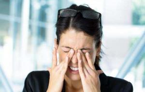 Хронический аллергический конъюнктивит