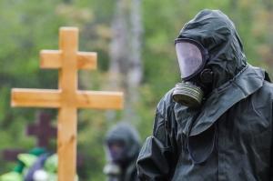 116 030 пациентов с коронавирусом скончались в России за время пандемии